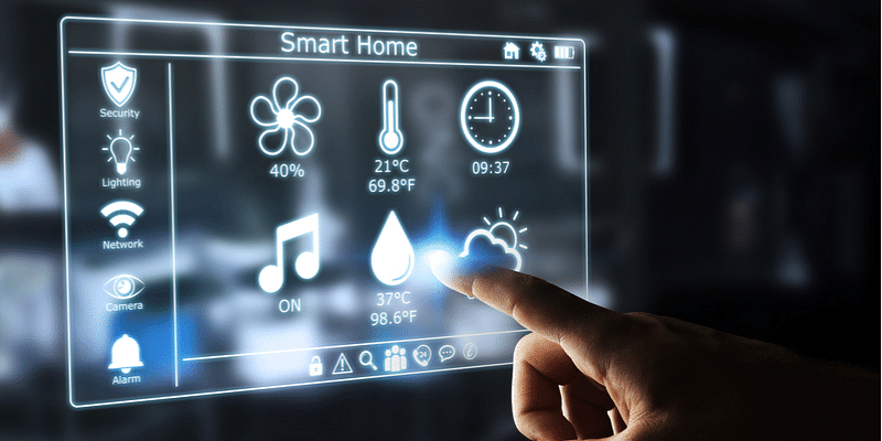 No time to clean your home and wash the dishes  Smart homes are here to  save the day 447896448d
