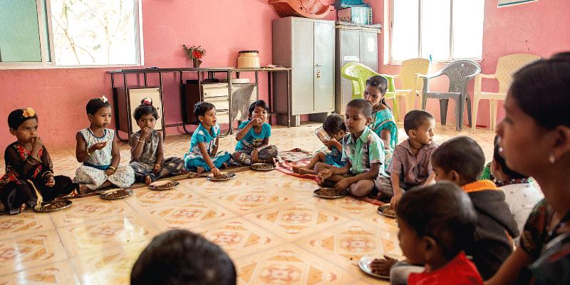 malnourished, annapurna kitchens