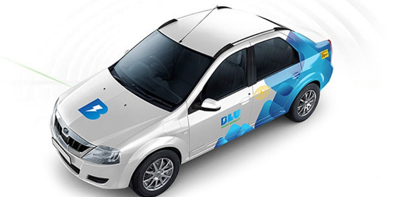 India's first smart electric cab service Blu-Smart launched