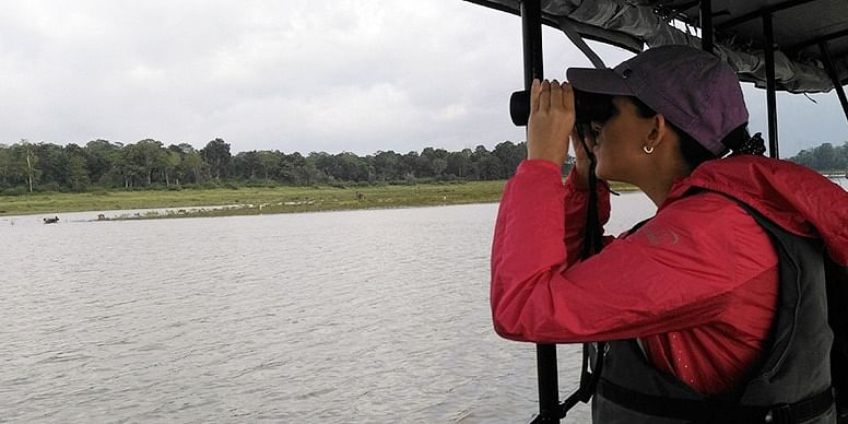 Photo #1: I was very focused on the landscape; I wanted to see many animals.