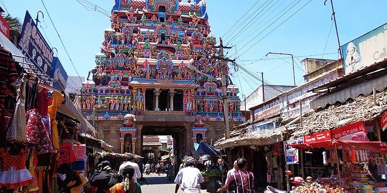 Figure 4 Entrance at Sri Rangam