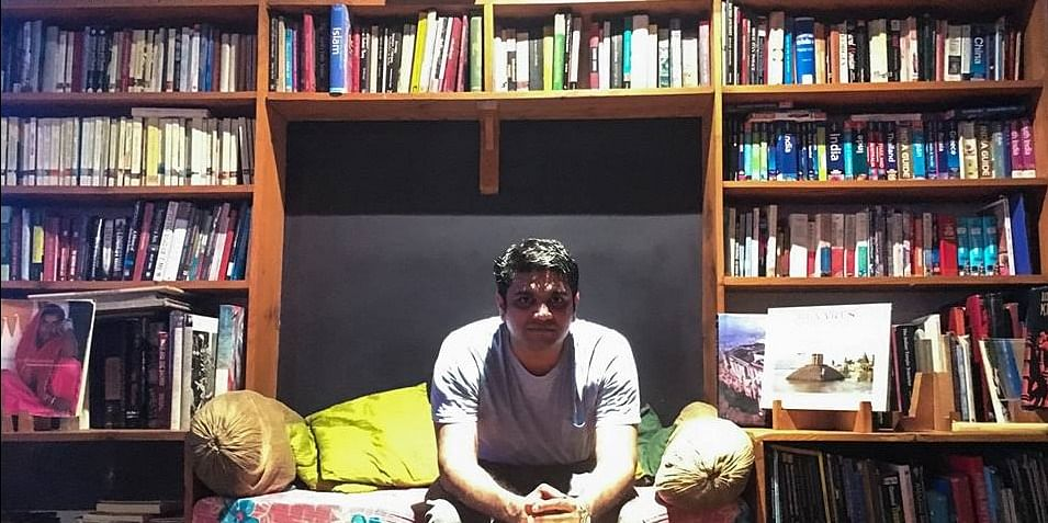 Javeeth Ahamed Author Conversations with Chaos