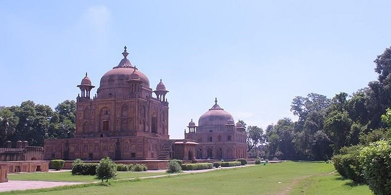 Khusro bhag