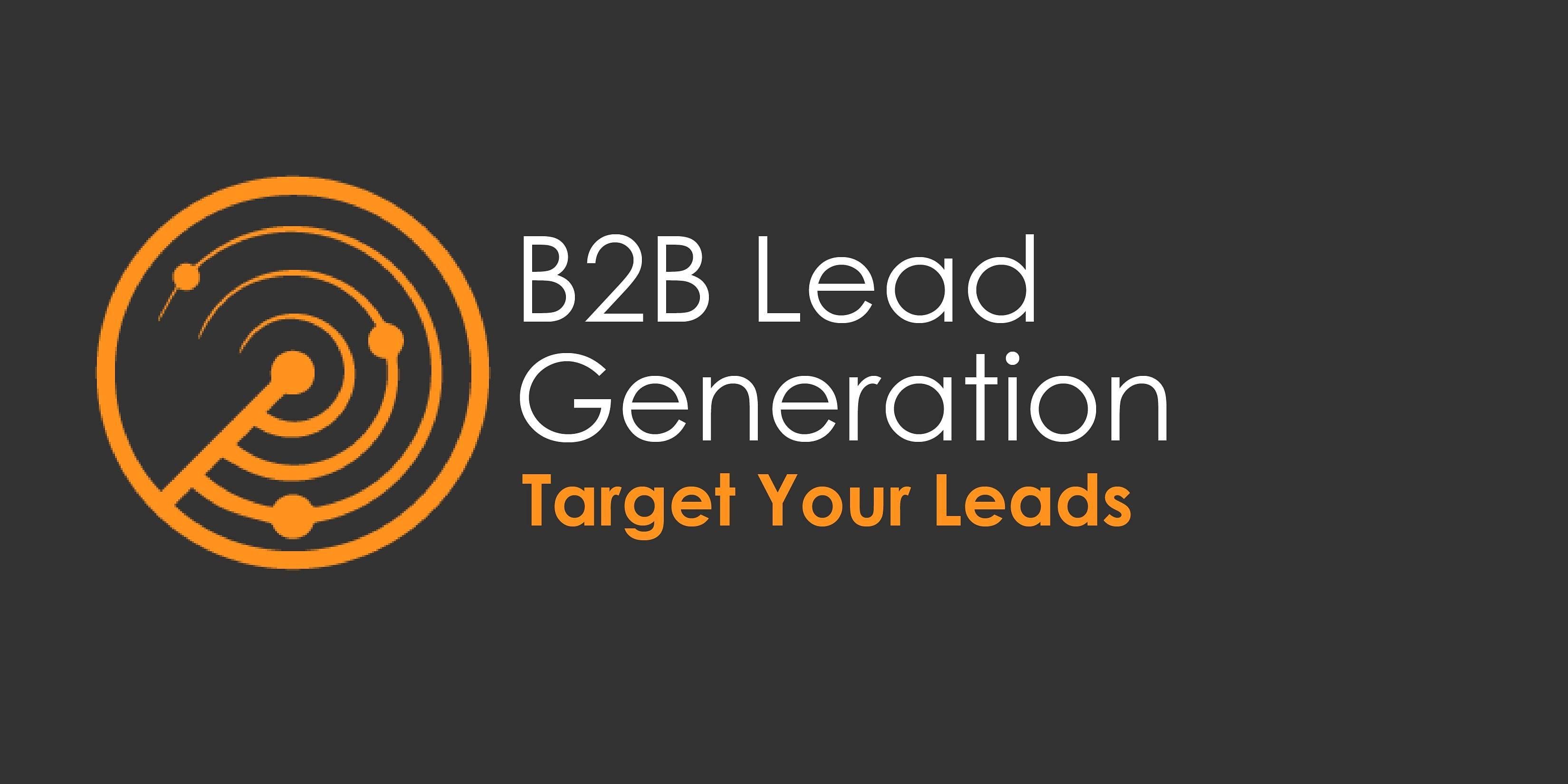 B 2 B Lead Generation Services