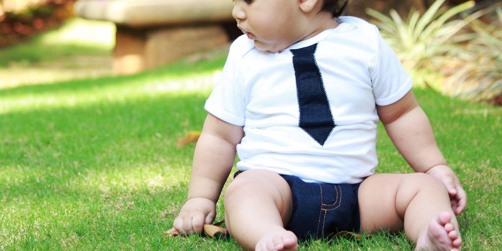 Smart Alec Diaper Cover and T Shirt Set