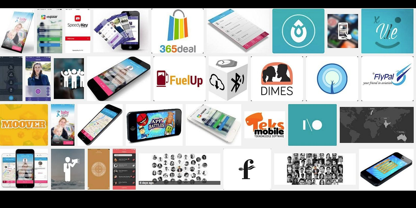 10 years, 1000+ apps: A snapshot of some recent apps created by Team Teks