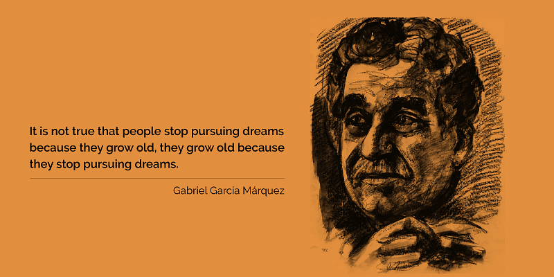 9 Quotes For Entrepreneurs From Gabriel Garcia Marquez The