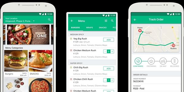 In today's world, there is an app for everything. Mobile apps have changed the way businesses operate. This mobile technology has a large influence on the restaurant business. Restaurant world also has higher growth rate as compared to other aspects.