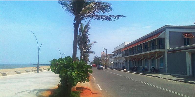 Promenade at Pondicherry