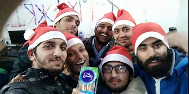 Mytokrichristmas celebration
