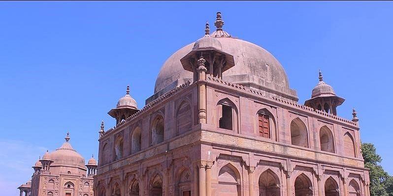 Khushro's Tomb