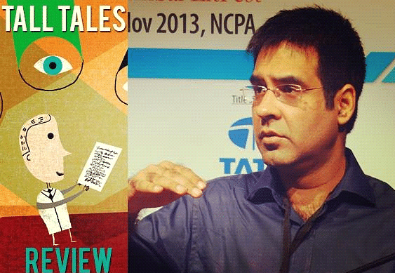 Tall Tales in collaboration with Tata Lit Fest,Mumbai; 5 of the best storytellers  performed live