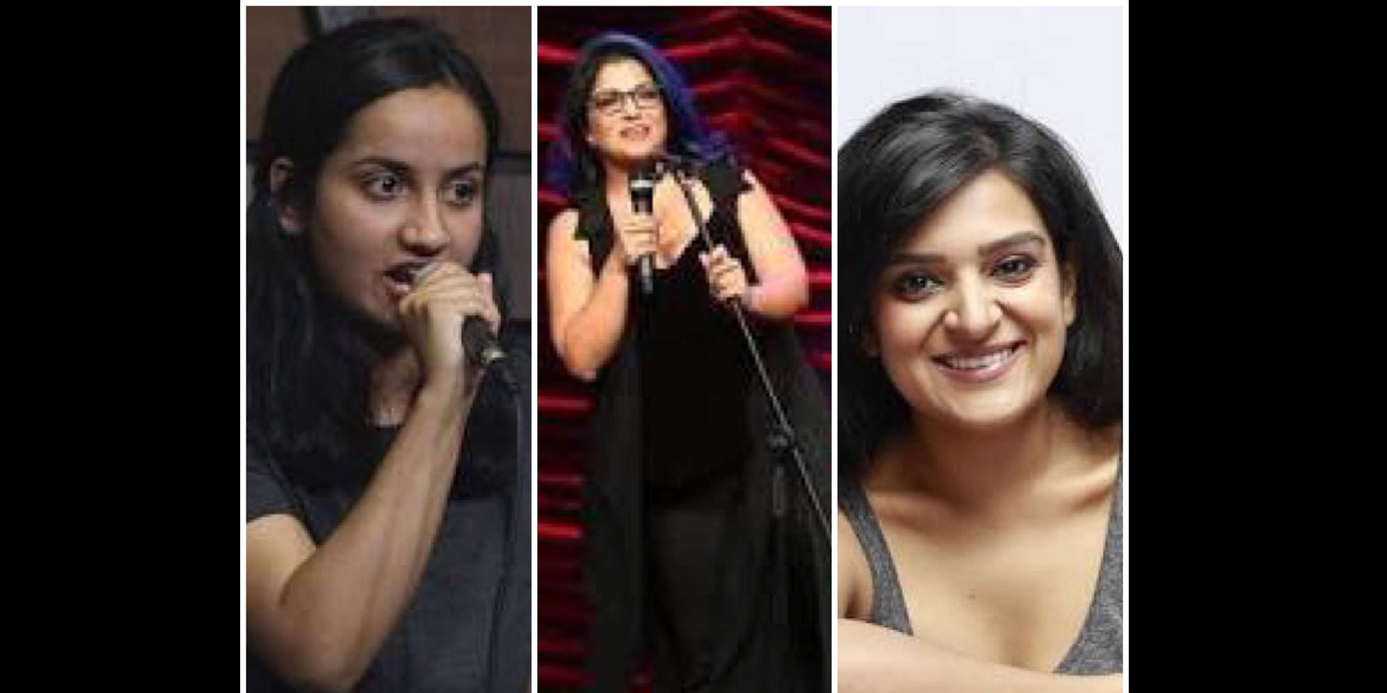 Where do women stand when it comes to stand up comedy?