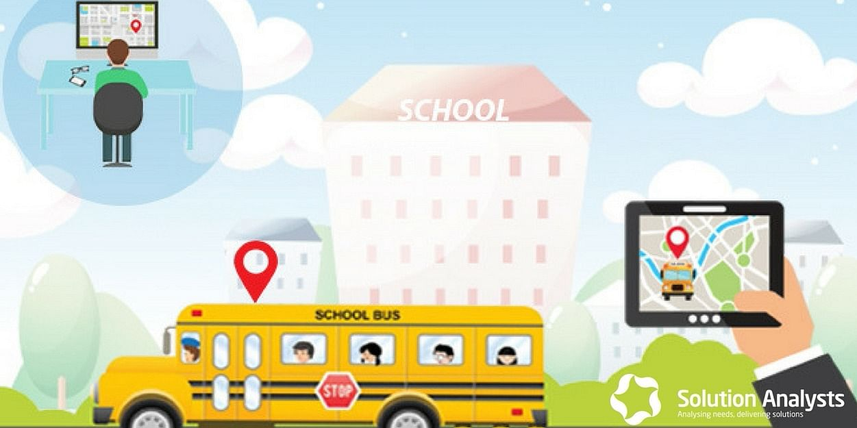 How IoT and mobility enhance traditional School Bus tracking