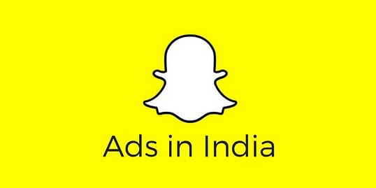 Snapchat ads in India
