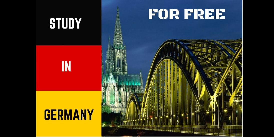 Free Education in Germany<br>