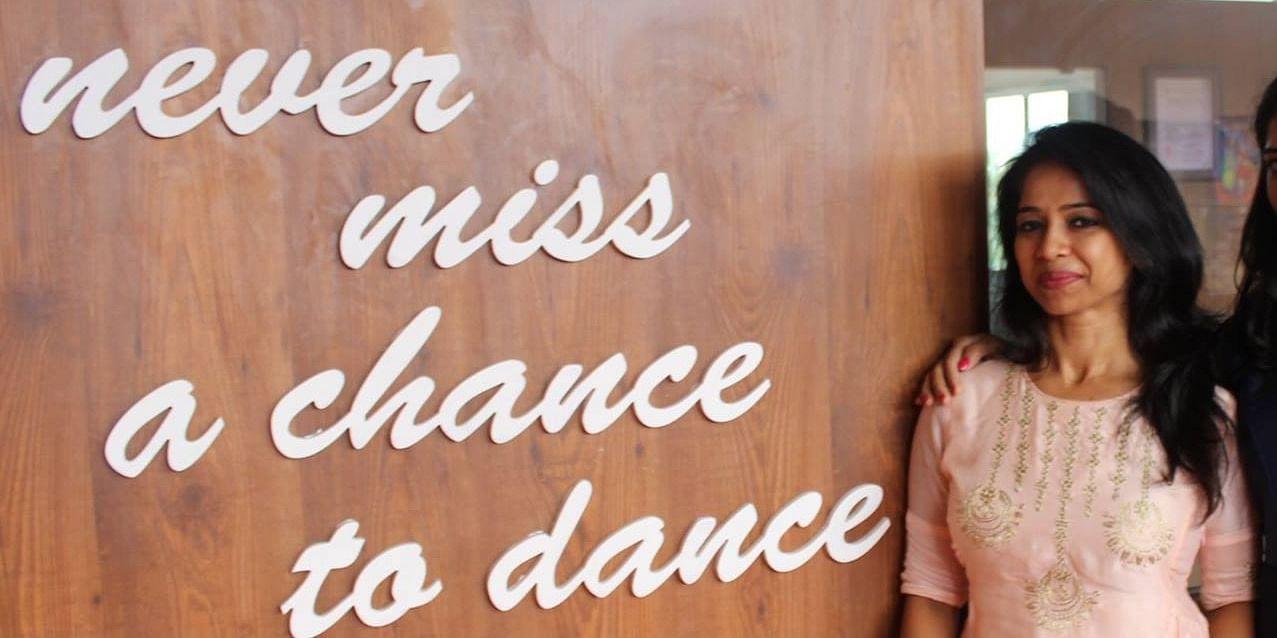 At Ritu's Dance Studio