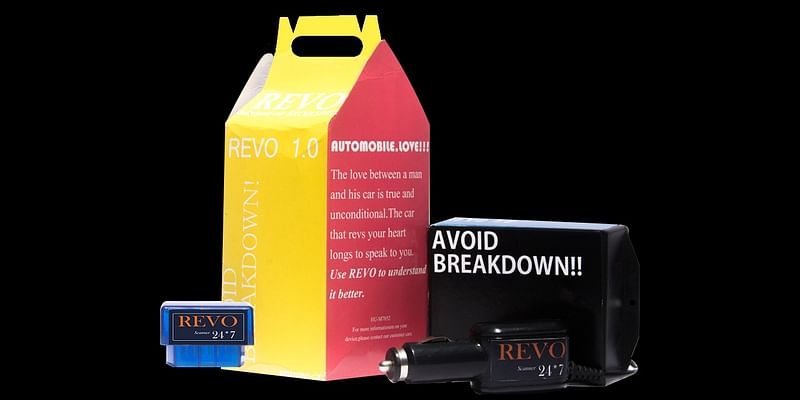 Revo, which could diagnose any problem in the car.