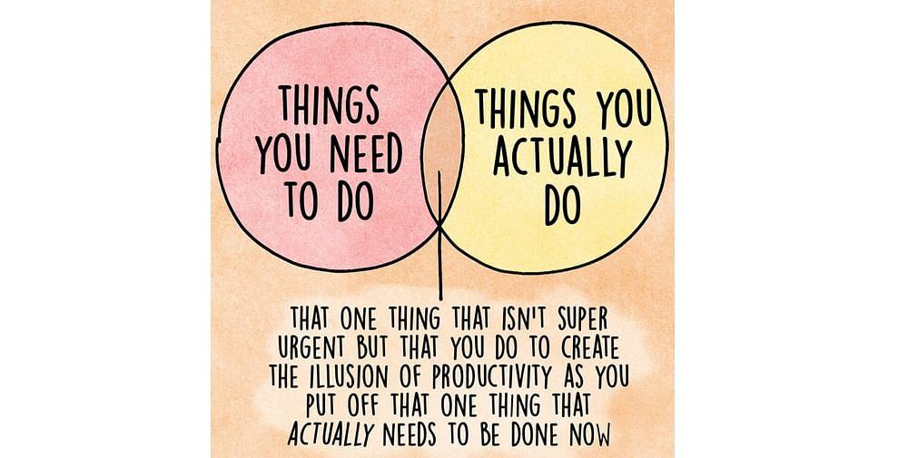 Fighting procrastination and meeting deadlines!