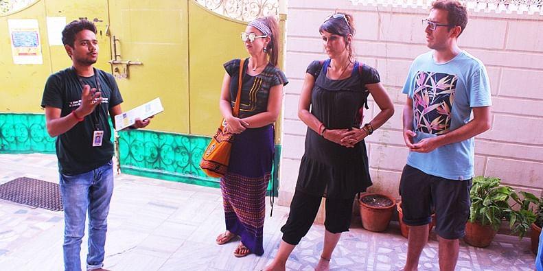 Stops Hostel at Varanasi