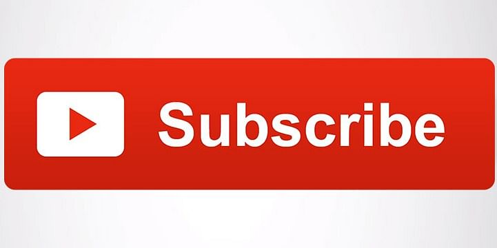 YouTube Subscribe Button