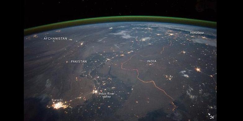 Indo-Pak border