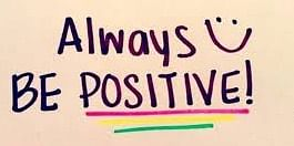 Positive Thinking for self motivation