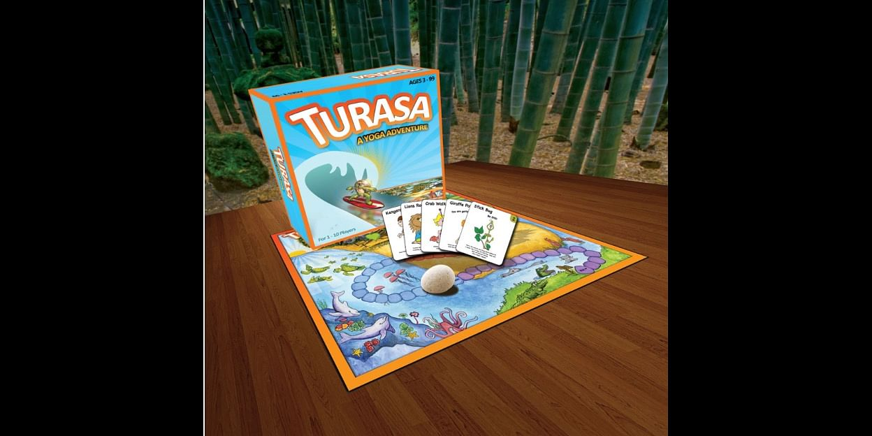 Order on Amazon or at www.turasagame.com