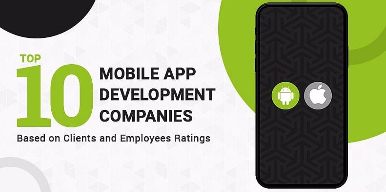List ofTop 10 Mobile App Development Companies