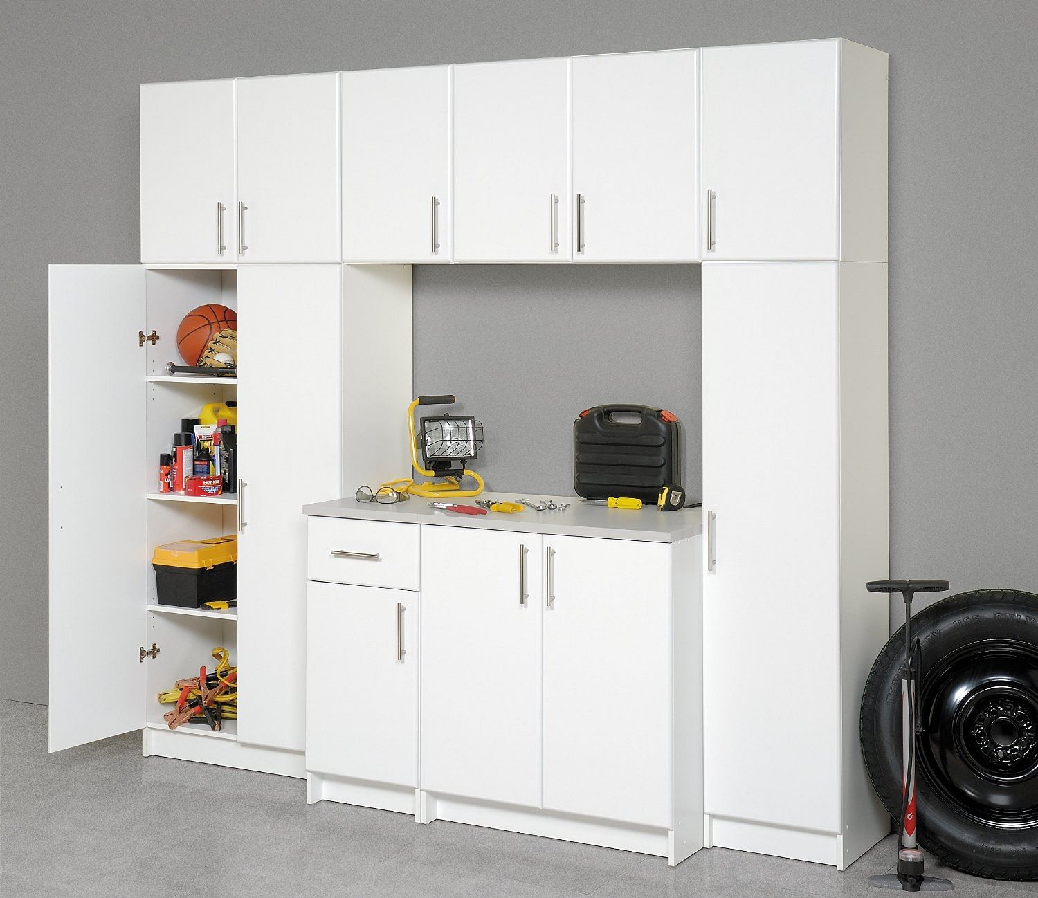 Tips For Buying Garage Utility Cabinets