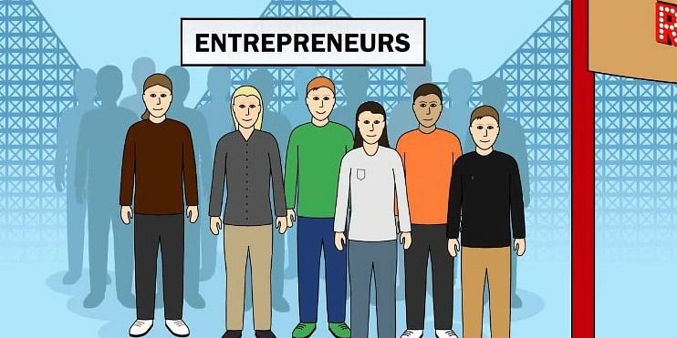 I want to be an entrepreneur. But How?