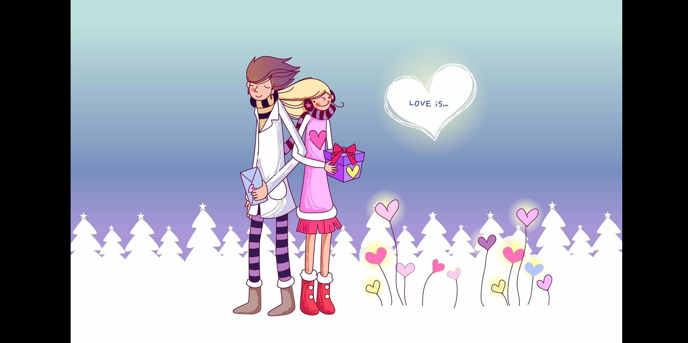 Love is  № 1605317  скачать