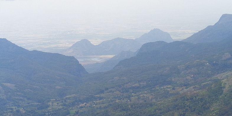 Figure 3 Palani Hills, Kodaikanal