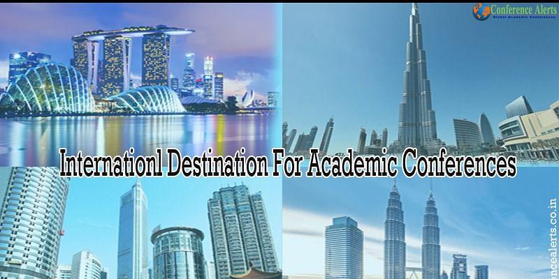 Global destination Conference Alerts