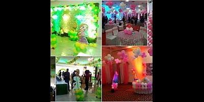 Theme Birthday Party