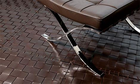 <h2><b>Leather Flooring | Thera</b></h2>
