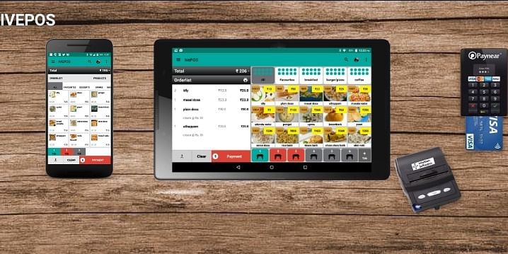 Revolutionary, intuitive, wireless, portable and cost effective android pos system for your business.
