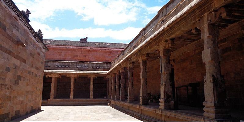 Figure 2 Sri Jambukeshwara Temple, Tiruvanakoil