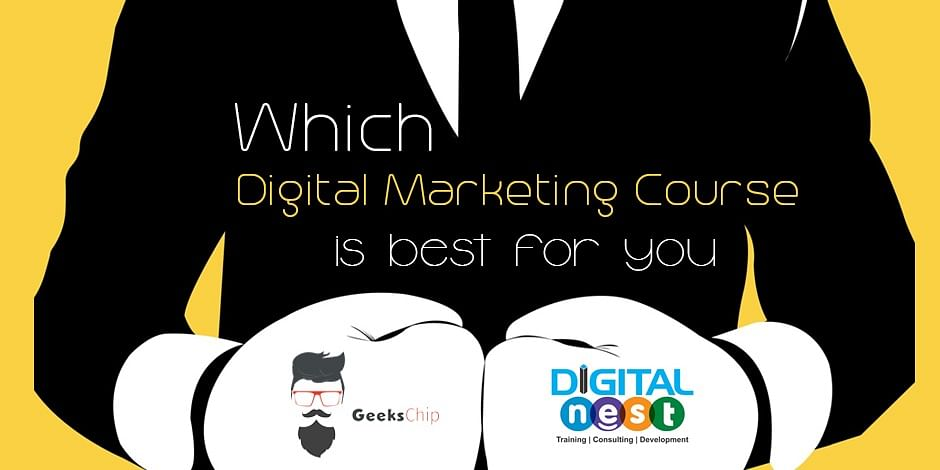 Which Digital Marketing Training Institute Is Better for You?