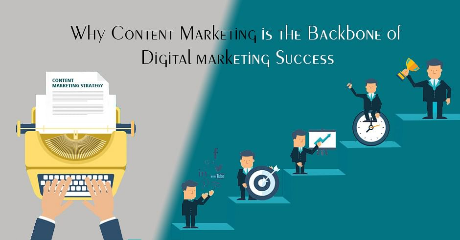 Why Content Marketing is the Backbone of Digital Marketing Success