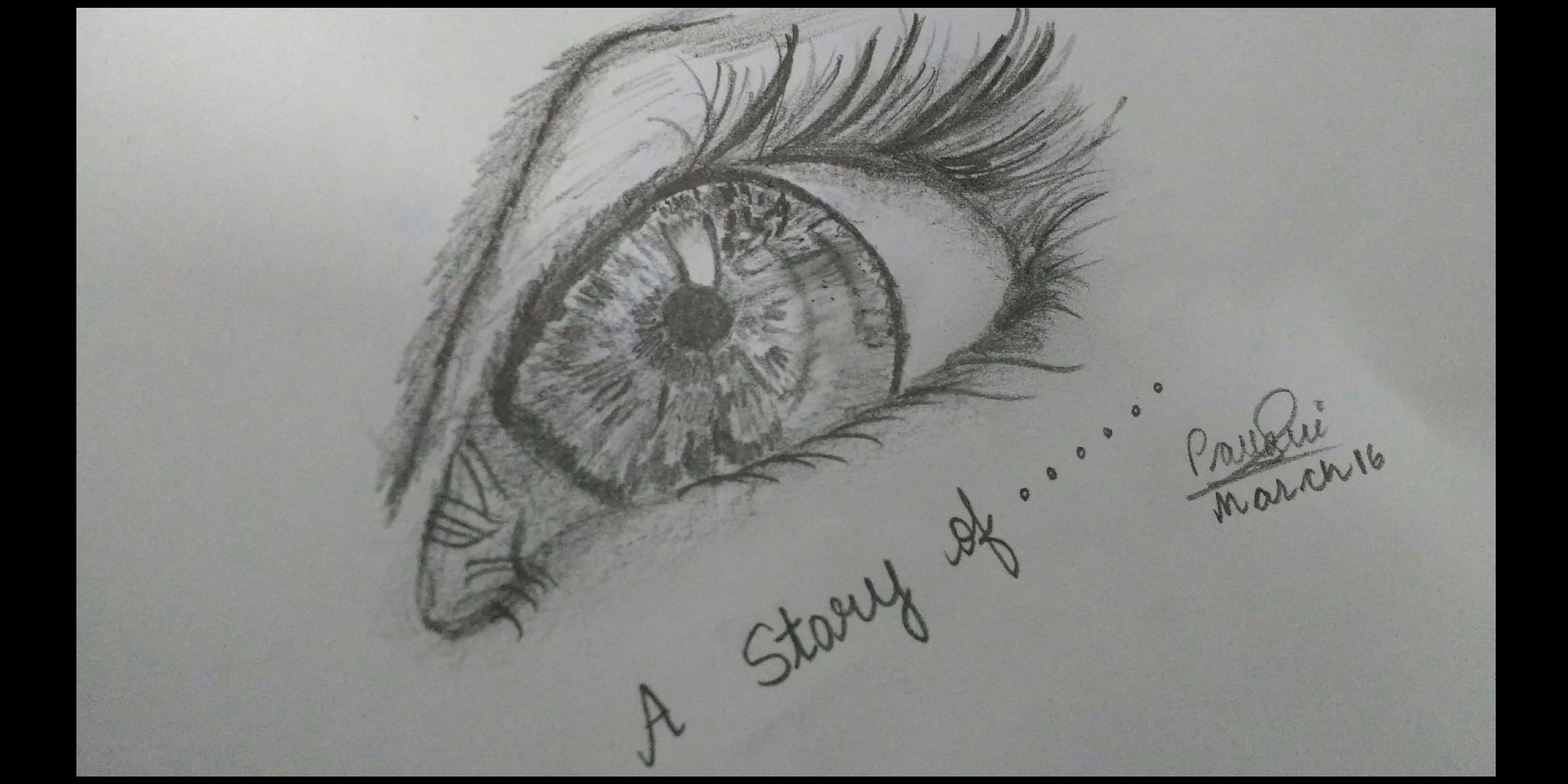 An eye says those things which the mouth often fail to express.