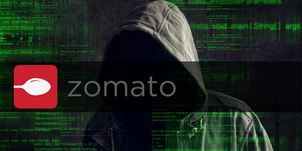 1.7 million Zomato User Accounts and Passwords are hacked<br>