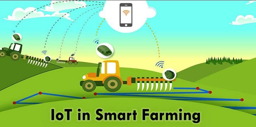 Revolution In Farming Iot Based Smart Farming