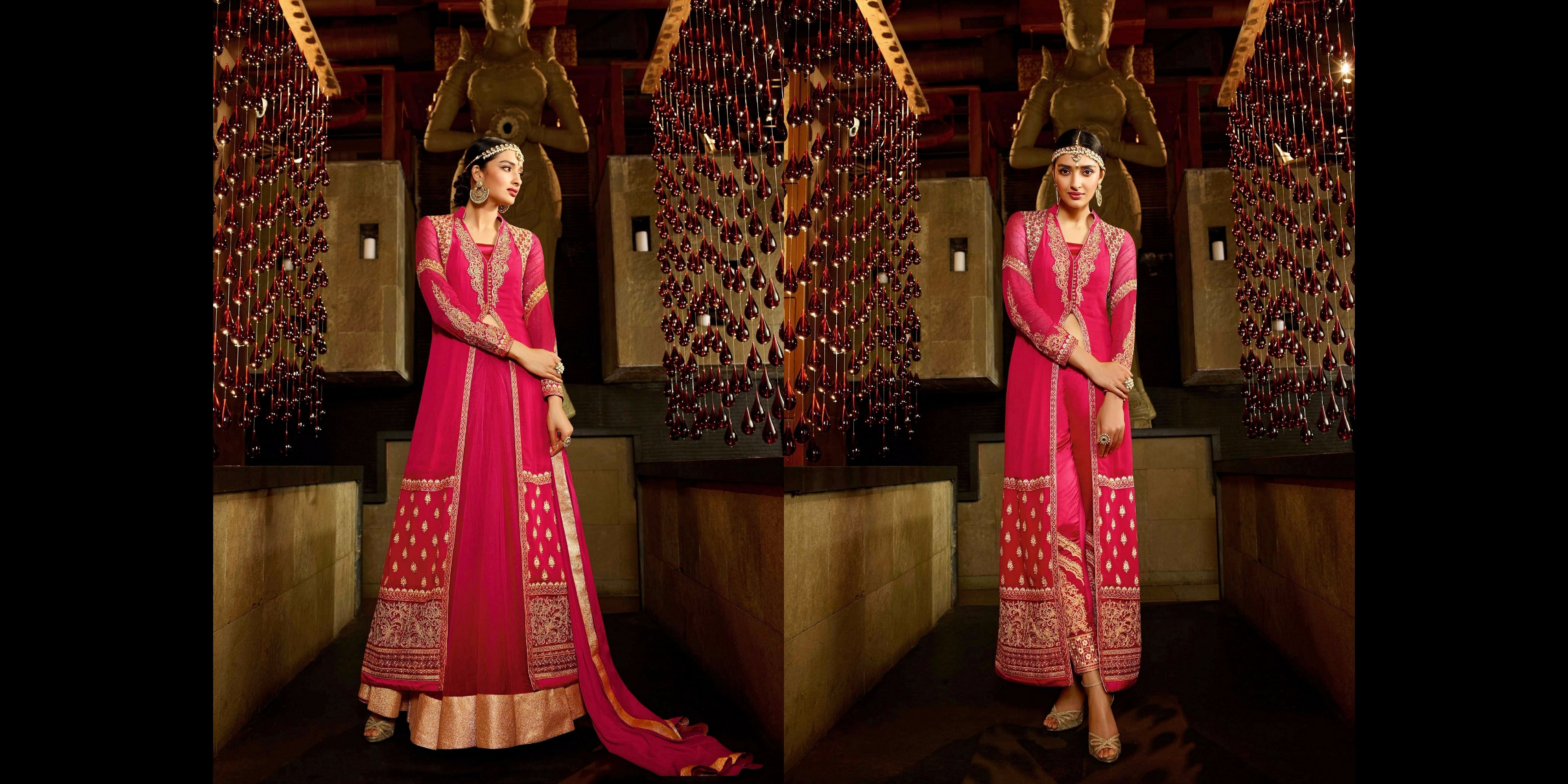a3b331d28 There is plethora of online shopping stores available that caters to the  demand of ethnic wear amongst the women. These ethnic fashion stores are  leaving no ...