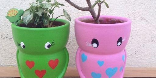 Terracotta cute couples !!!