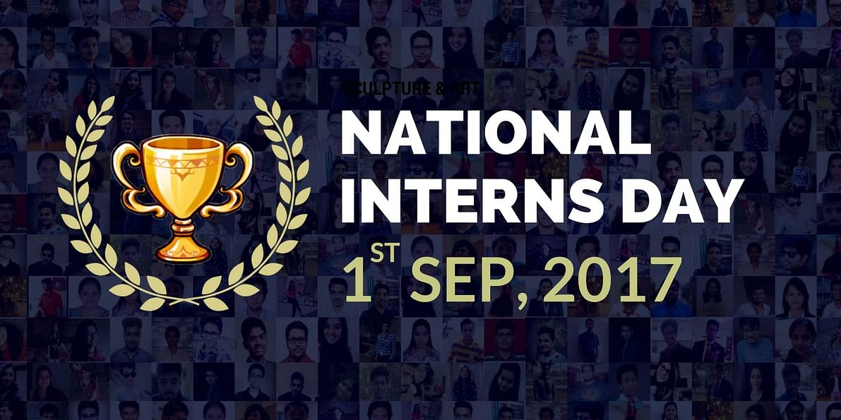 National Interns Day September 1, 2017