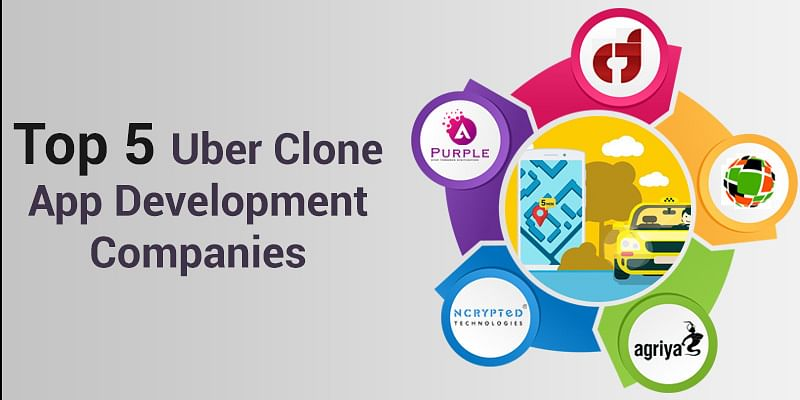 Top 5 uber clone app development companies