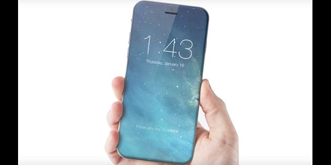 Rumor or not? IPhone 8 :No home button and  end-to-end full screen display? It is sure one of a kind in its category