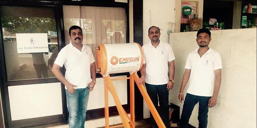 Team SHAKTI SOLAR - Gandhidham (Kutch), Gujarat.