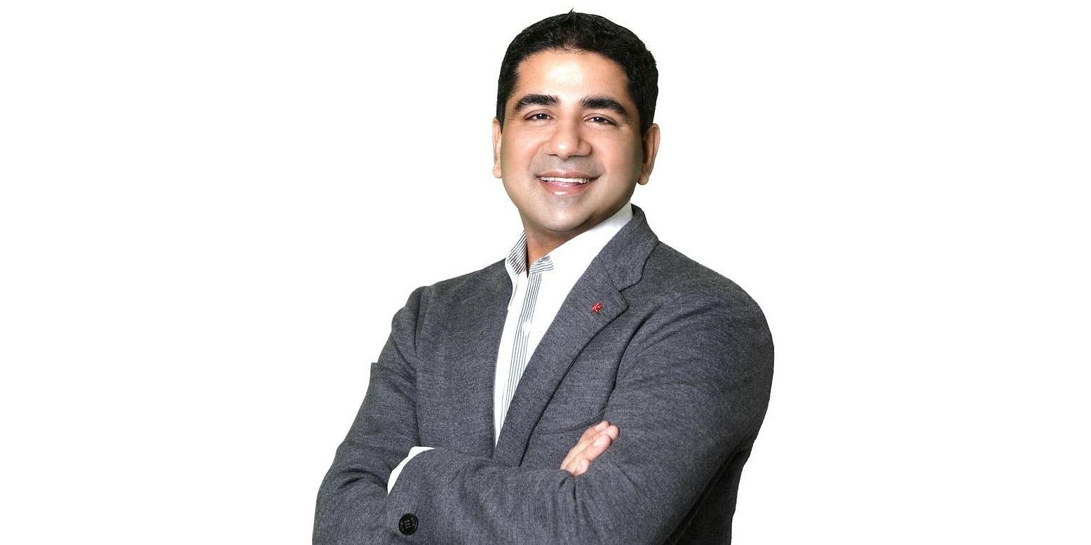 Nitin Khanna - Portland Based Entrepreneur